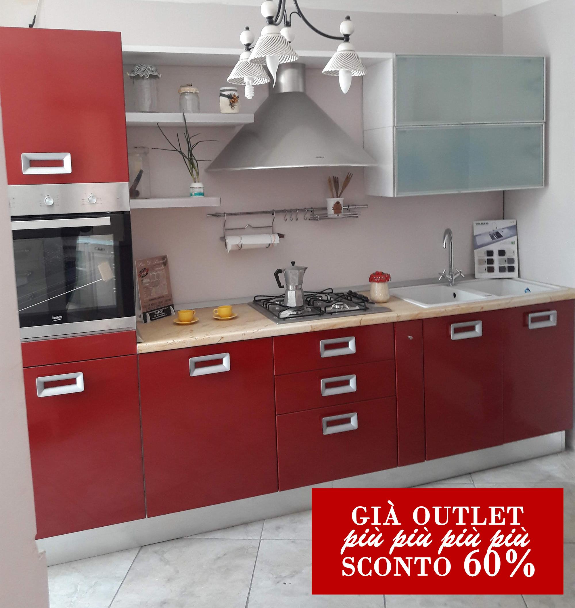 SCONTO -60% CUCINE MODERNE | iNobili Casa - Cucine su misura ...