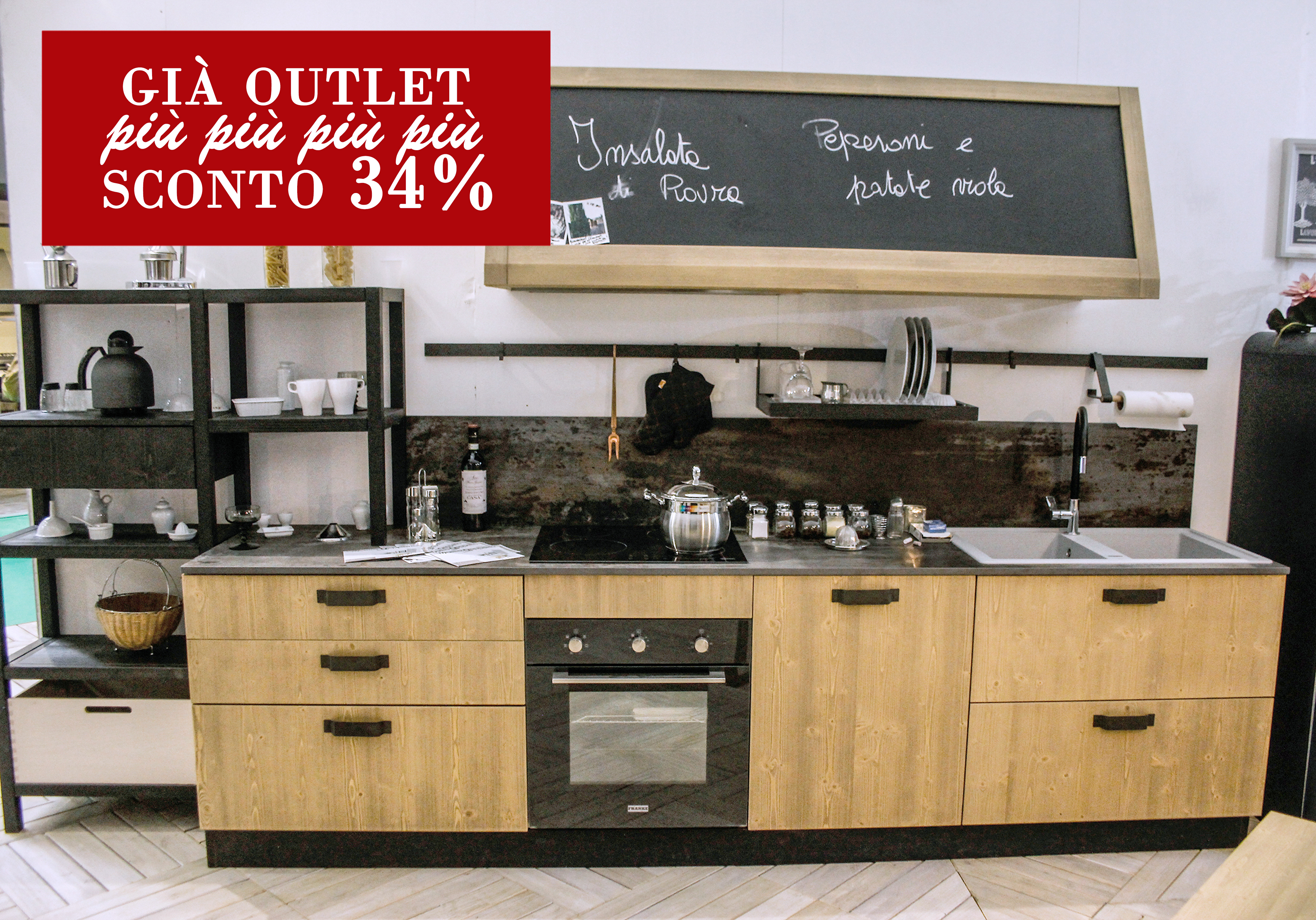 SCONTO -34% CUCINE MODERNE | iNobili Casa - Cucine su misura ...